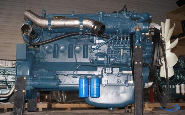 Двигатель Weichai WP10.336 Евро-2 336л/с для грузовик