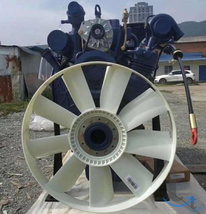 Двигатель Weichai WD10G240E203 на фронтальный погрузч