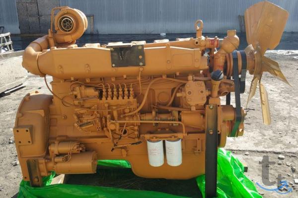 Двигатель Weichai WD615G.220 Евро-2 на фронтальный по