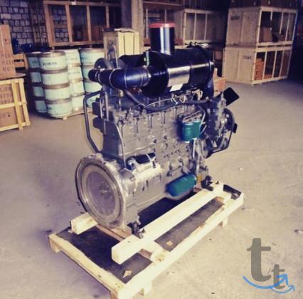Двигатель Weichai WP6G125E22 / Deutz TD226B-6G Евро-2