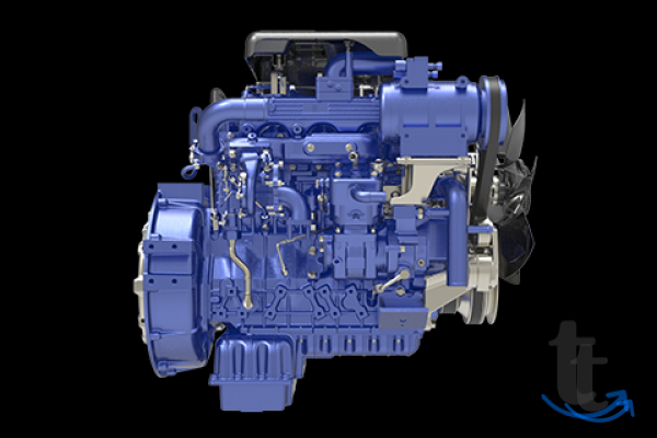 Двигатель Weichai WP3.9D33E2 в сборе, новый