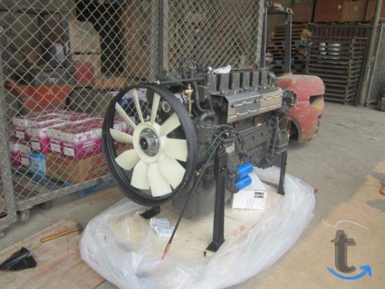 Двигатель Weichai WD12.336E20 Евро-2 для самосвалов S