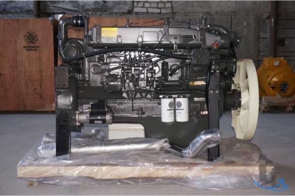 Двигатель Weichai WD615.50 290 л.с. Евро-2 (новый)