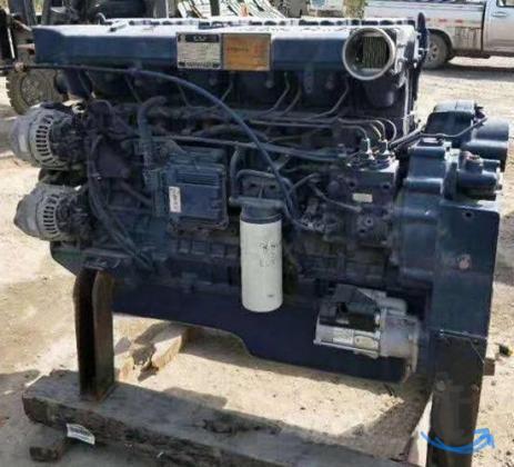 Двигатель Weichai WP12.375E40 для ShaanxiShacman F30