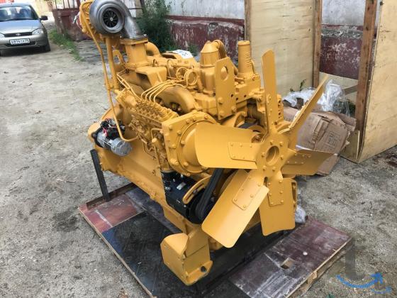 Двигатель Shanghai SC11CB240.1G2B1 для фронтального п
