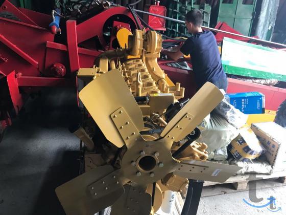 Двигатель Weichai WD10G220E22 для SEM 650B, ZL50F