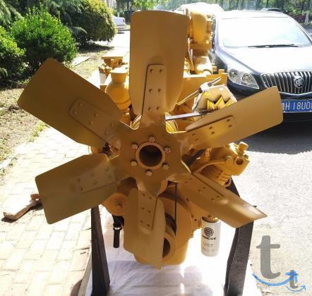 Двигатель Weichai WD10G220E21 Евро-2 на XCMG ZL50G