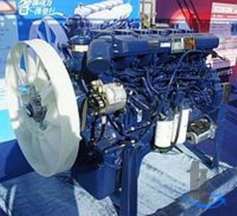 Двигатель Weichai WP12.430N для Shacman, Shaanxi, Soj