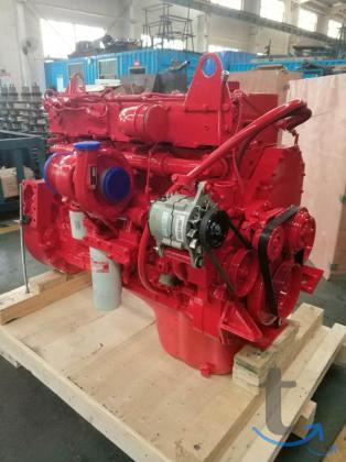 Двигатель Cummins ISM11 Евро-5 для Shacman