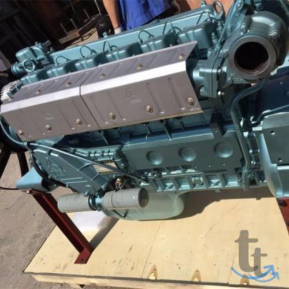 Двигатель Sinotruk WD615.47...