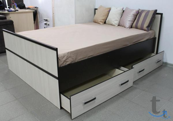 Кровать с ящиками в городеБелгород