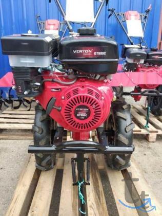 Мотоблок бензиновый VERTON GARDEN GT900C 9 л.с.