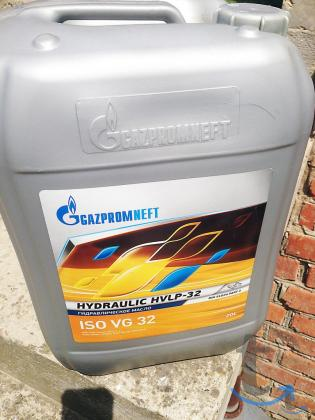 Остаток Gazpromneft Hydraulic hvlp-32