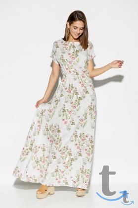Платье летнее макси