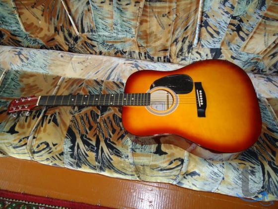 гитара шестиструнная в городеОмск