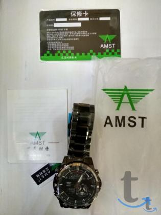 Шикарные мужские часы АМСТ-...