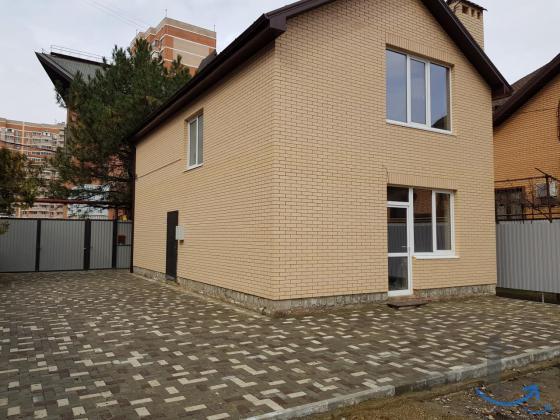 Объявление: Новый дом в цен.. - Краснодар