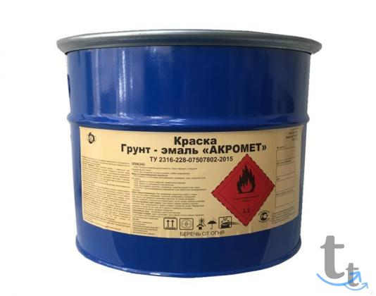 Акромет - грунт-эмаль термо... в городеКраснодар