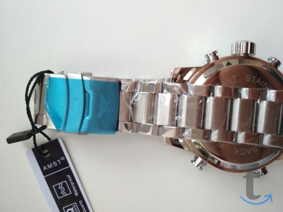 Мужские часы AMST-3005 с металли...