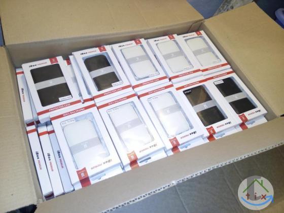 Мобильные аксессуары - комплект новых чехлов