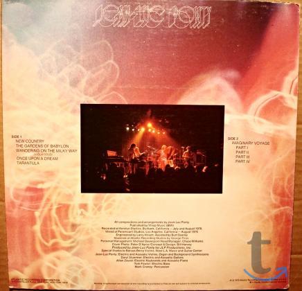 Пластинка виниловая Jean-Luc Ponty – Imaginary Voyage