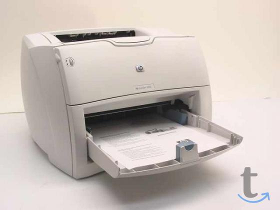 ч/б лазерный принтер HP Lj-... в городеЧелябинск