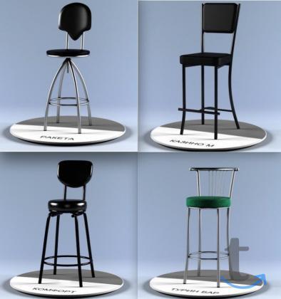 Объявление: Барные стулья и.. - Санкт-Петербург