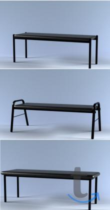 Мягкие скамьи, банкетки и диванчики от производителя.