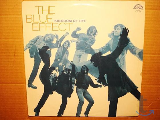 Пластинка виниловая The Blue Effect - Kingdom Of Life