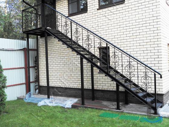 Лестницы в городеБарнаул