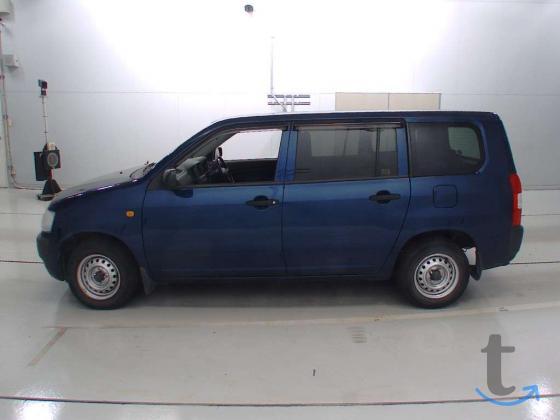 Универсал toyota probox van цвет темно-синий