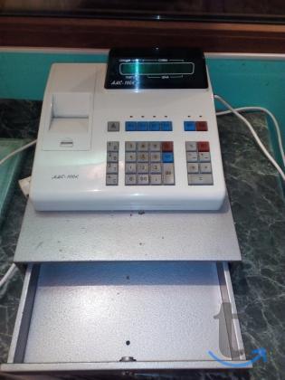 Кассовый аппарат АМС - 100 к