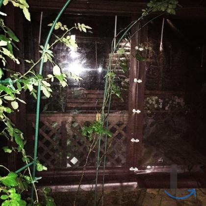 Прозрачные шторы ПВХ для беседки веранды