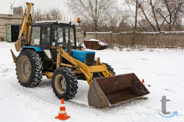 Курсы тракториста-машиниста, экскаватор, погрузчик