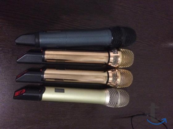 Микрофон беспроводной профессиональный Sennheiser