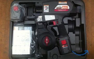 Пистолет вязальный MAX RB655
