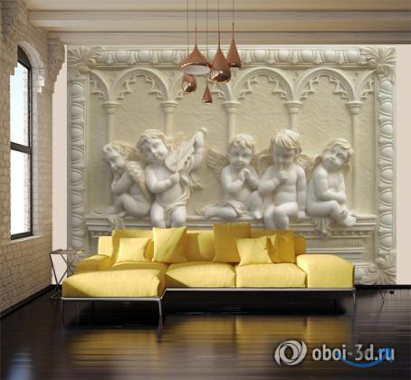 3D и 5D материалы для дизайна и декора