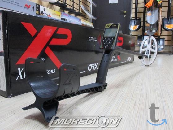 Металлоискатель XP ORX (Кат.24x13 HF, Б/наушник.Блок)