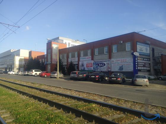 Торговое помещение 2370 кв.м. г. Барнаул, ул. Северо-Западная, д.7 к.А