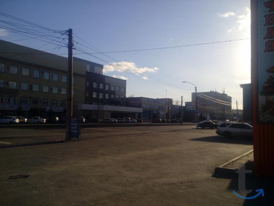 Торговое помещение 1030 кв.м. г. Барнаул, ул. Северо-Западная, д.5 к.А