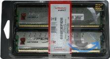 Модуль памяти Kingston HyperX < KHX1600C9D3P1K2 / 4G > DDR3 DIMM 4Gb KIT 2*2Gb < PC3-12800 > CL9