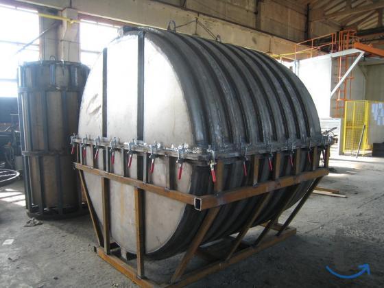Емкостное оборудование до 100 м3, Реакторы. Завод Гранд