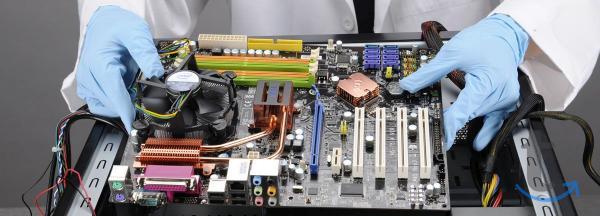 Ремонт компьютеров быстро и не дорого