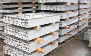 Продажа железобетонных изделий и комплектующих
