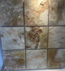 Мозаика из природного камня... в городеСочи