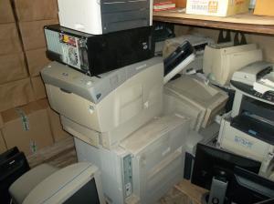 Утилизация компьютерного об...