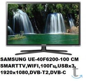 Led Samsung Ue-40f6200-102cm