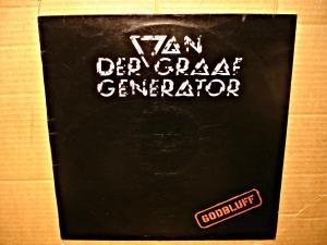Пластинка Van Der Graaf Generator – Godbluff в городе Санкт-Петербург