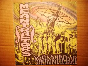 Пластинка  Meantraitors - From Psychobilly Land в городе Санкт-Петербург