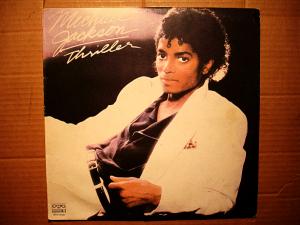 Пластинка виниловая Michael Jackson - Thriller в городе Санкт-Петербург